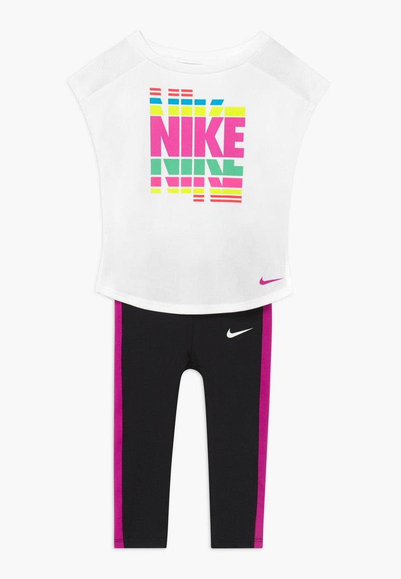 Nike Sportswear - SET - Leggings - black
