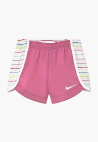 Nike Sportswear - GIRLS SHORT SET - Shorts - magic flamingo