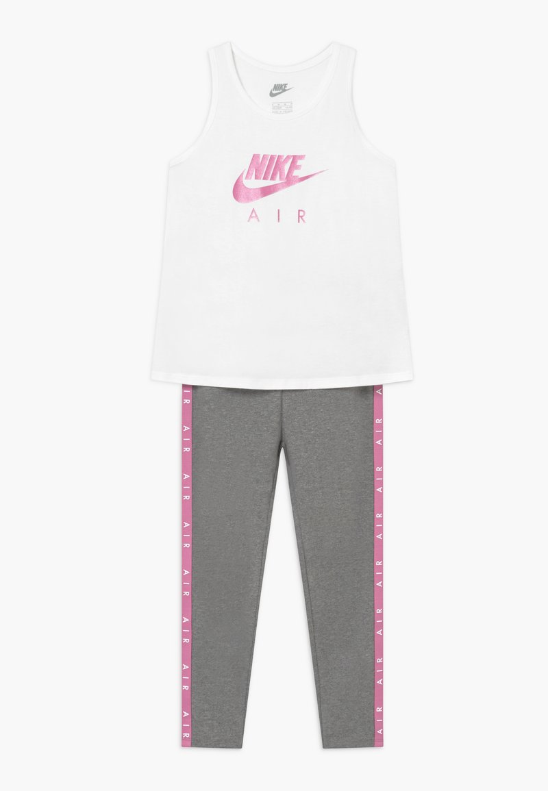 Nike Sportswear - SET - Legging - carbon heather