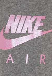 Nike Sportswear - GIRLS AIR ROMPER - Tuta jumpsuit - carbon heather - 2