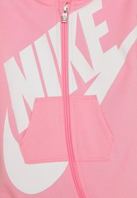 Nike Sportswear - PLAY ALL DAY HOODED COVERALL - Mono - pink - 2