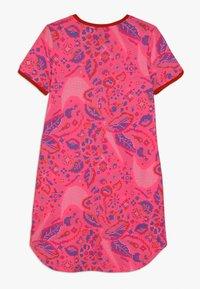 Nike Sportswear - DRESS  - Vestido ligero - hyper pink/habanero red/white - 1