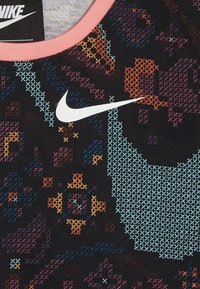Nike Sportswear - DRESS  - Jerseykjoler - black/pink gaze/white