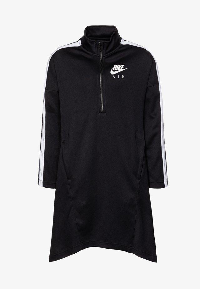 G NSW NIKE AIR DRESS - Korte jurk - black/white