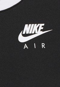 Nike Sportswear - AIR DRESS - Robe en jersey - black/white - 2