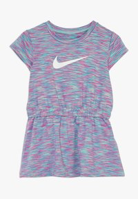 Nike Sportswear - SPACE DYE DRESS BABY - Vestido ligero - emerald rise - 3