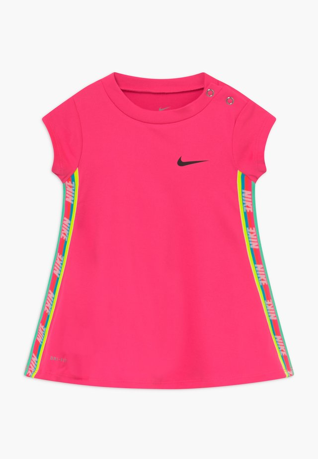 RAINBOW TAPING BABY - Jerseyjurk - hyper pink