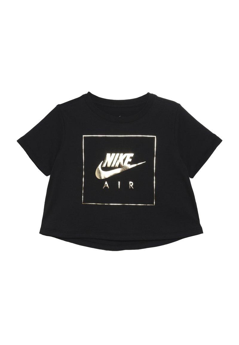 Nike Sportswear - TEE CROP AIR - Print T-shirt - black