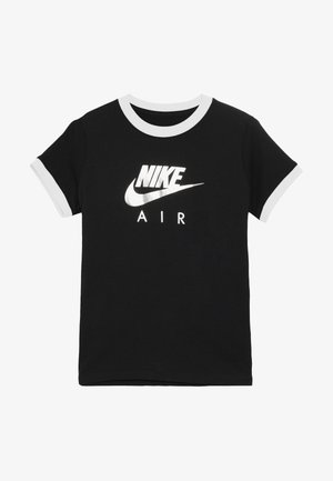 TEE AIR LOGO RINGER - T-shirt imprimé - black