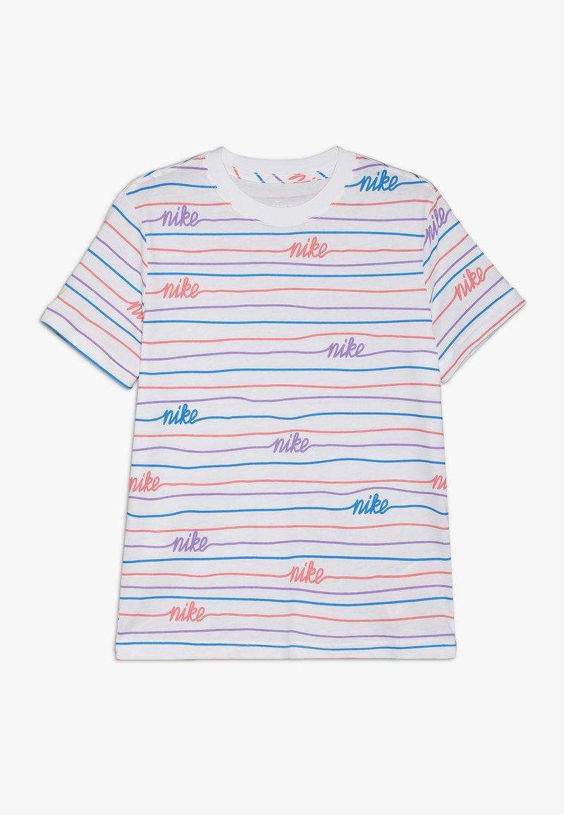 Nike Sportswear - TEE BOYFRIEND TONAL - T-shirt imprimé - white