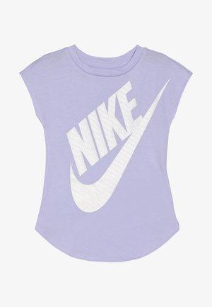 GIRLS JUMBO FUTURA TEE - T-shirt print - lavender mist