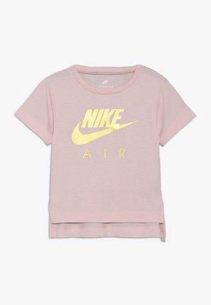 AIR BOXY TEE - T-shirt med print - echo pink