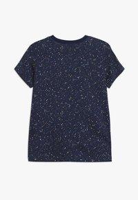 Nike Sportswear - TEE STARY NIGHT - Print T-shirt - blue void - 1