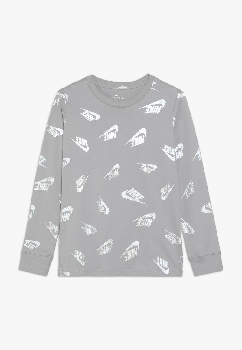 Nike Sportswear - WINTERIZED - T-shirt à manches longues - atmosphere grey