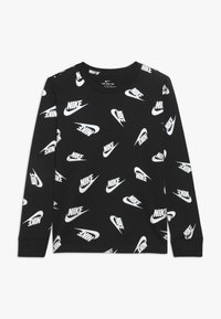 Nike Sportswear - WINTERIZED - Long sleeved top - black - 0