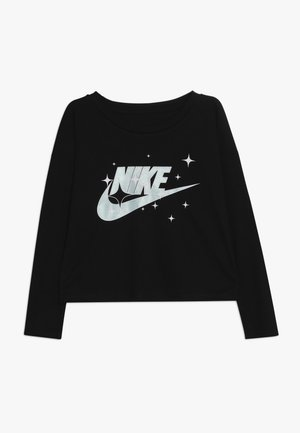 FUTURA STARS TEE - Long sleeved top - black