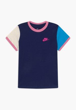 TEE RINGER FUTURA - T-shirts print - blue void