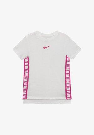 TRICOT TRACK - Print T-shirt - white