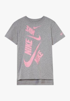 TEE  - Print T-shirt - carbon heather
