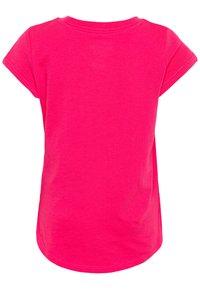 Nike Sportswear - TEE - Print T-shirt - dark hyper pink - 1