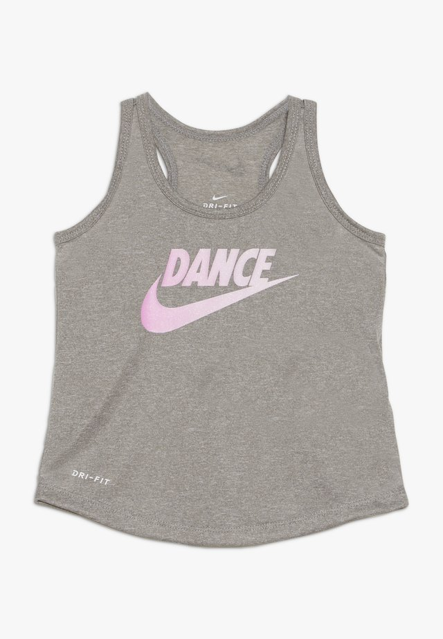 DANCE TANK - Top - grey heather
