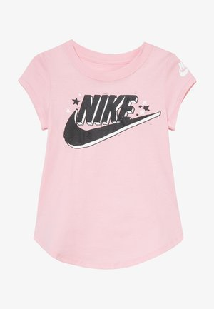 FUTURA MARKER SCOOP TEE - T-shirt imprimé - pink