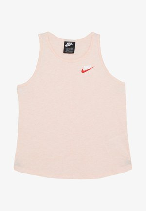 TANK - Top - washed coral