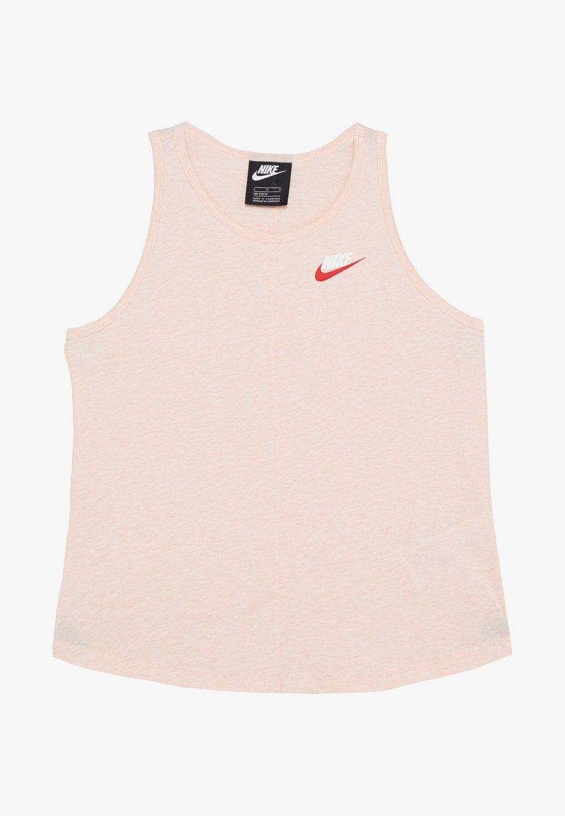 Nike Sportswear - TANK - Top - washed coral