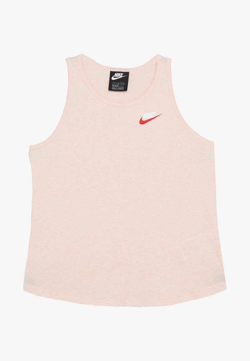 Nike Sportswear - TANK - Débardeur - washed coral