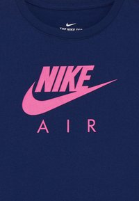 Nike Sportswear - TEE AIR CROP - Print T-shirt - blue void - 3