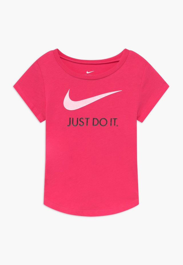 TEE BABY - T-shirt z nadrukiem - hyper pink