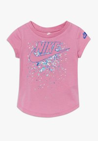 Nike Sportswear - FUTURA TEE BABY - T-shirt imprimé - magic flamingo - 0