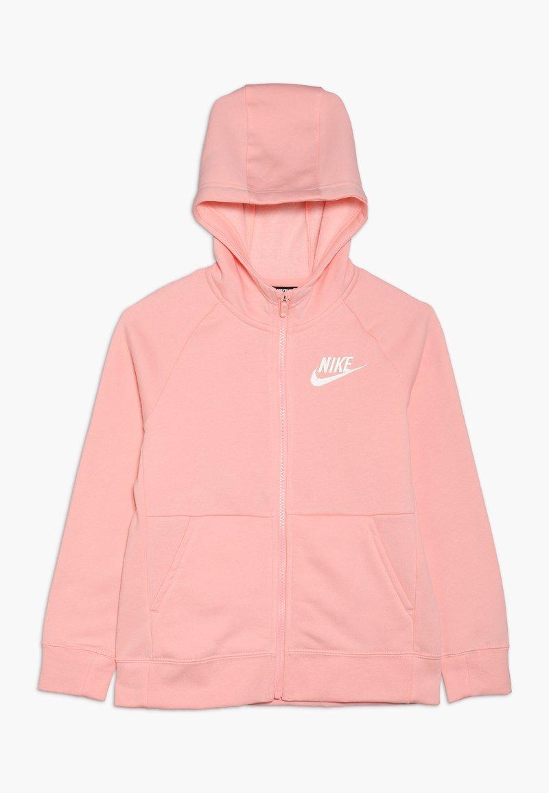 Nike Sportswear - Bluza rozpinana - bleached coral/white