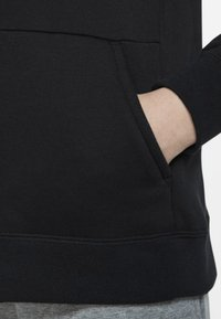 Nike Sportswear - G NSW PE FULL ZIP - Felpa aperta - black/white - 5