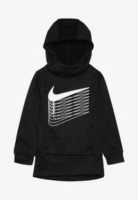 Nike Sportswear - THERMA - Bluza z kapturem - black - 3