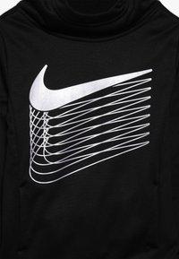 Nike Sportswear - THERMA - Bluza z kapturem - black - 4
