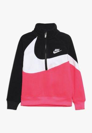 SHERPA 1/2 ZIP - Bluza z polaru - racer pink