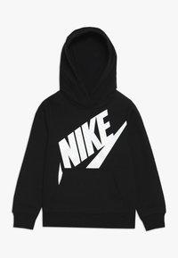 Nike Sportswear - FUTURA HOODIE - Luvtröja - black - 0