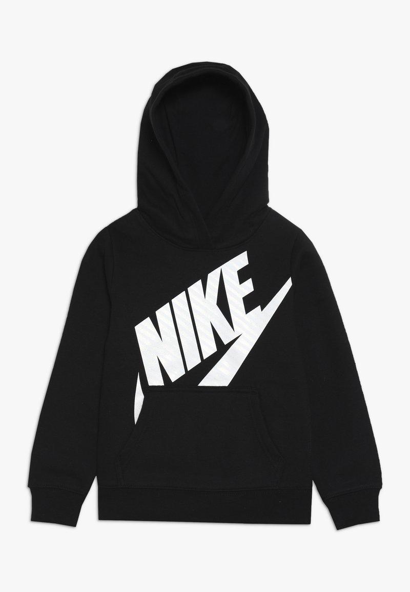 Nike Sportswear - FUTURA HOODIE - Luvtröja - black