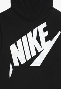 Nike Sportswear - FUTURA HOODIE - Luvtröja - black - 3