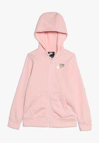 Nike Sportswear - AIR - Hoodie met rits - echo pink/metallic gold - 0