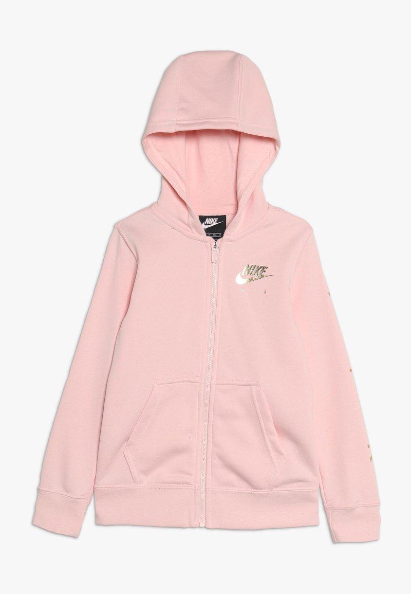 Nike Sportswear - AIR - Hoodie met rits - echo pink/metallic gold