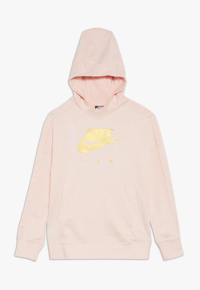 Nike Sportswear - AIR - Mikina skapucí - echo pink/metallic gold