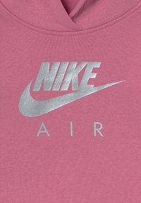 Nike Sportswear - AIR PULL OVER HOODIE - Hoodie - magic flamingo - 3