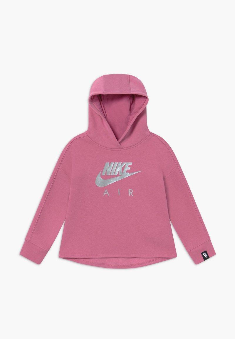 Nike Sportswear - AIR PULL OVER HOODIE - Hoodie - magic flamingo