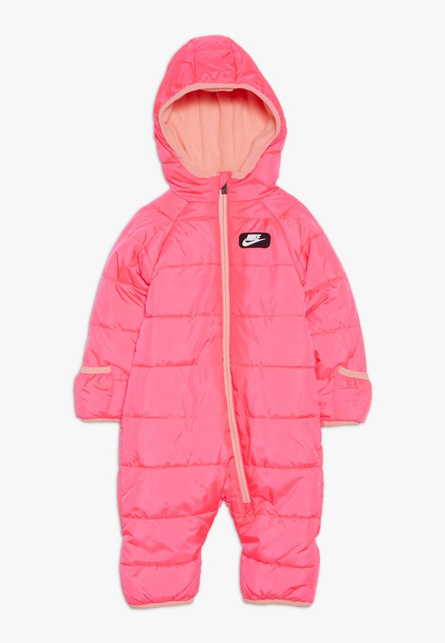 CIRE SNOWSUIT BABY - Overall - racer pink
