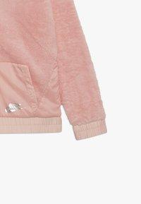 Nike Sportswear - JACKET SHERPA - Lehká bunda - bleached coral - 3
