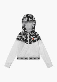 Nike Sportswear - G NSW WR JACKET JDIY - Giacca da mezza stagione - white/black - 0