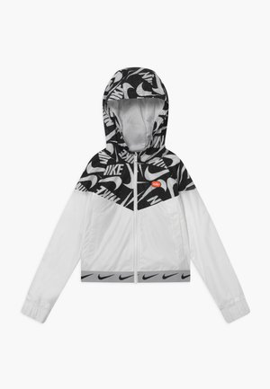 G NSW WR JACKET JDIY - Jas - white/black
