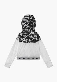 Nike Sportswear - G NSW WR JACKET JDIY - Giacca da mezza stagione - white/black - 1